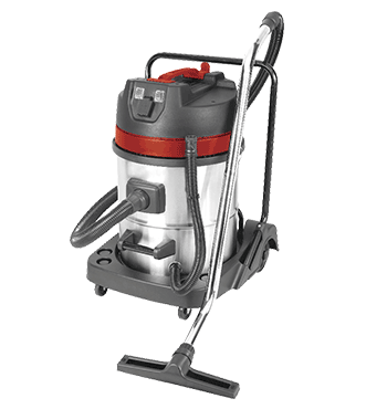 WL70 commercial 2 stage motor 2 in1 canister wash aspirador wet and dry industrial vacuum cleaner
