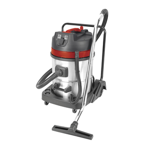 WL70 industrial 100L three motors floor wet and dry vacuum cleaner