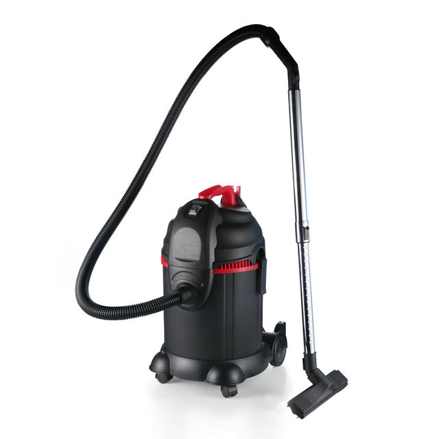 RL118A 25Liters Plastic Household Commerical Powerful Filter Clean Wet Dry Vacuum Cleaner