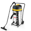 WL70 100L stainless steel wet and dry professional car cleaning industrial vacuum cleaner