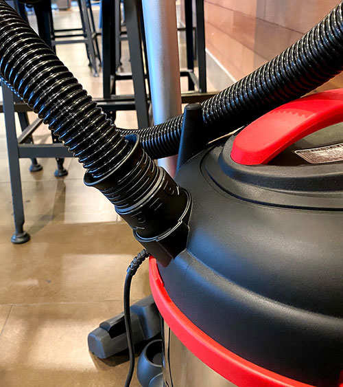 15high suction power vacuum cleaner